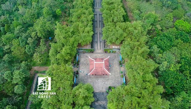 Toàn cảnh siêu dự án khu văn hoá đền Hùng TPHCM sau hơn 20 năm xây dựng - Ảnh 4.