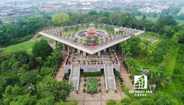 Toàn cảnh siêu dự án khu văn hoá đền Hùng TPHCM sau hơn 20 năm xây dựng - Ảnh 6.