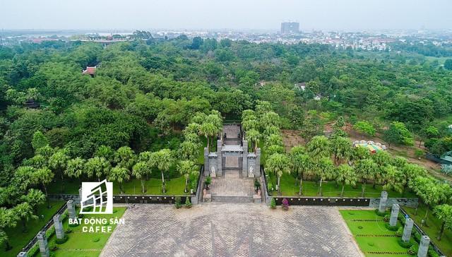 Toàn cảnh siêu dự án khu văn hoá đền Hùng TPHCM sau hơn 20 năm xây dựng - Ảnh 10.
