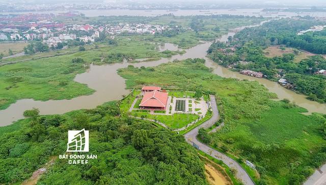Toàn cảnh siêu dự án khu văn hoá đền Hùng TPHCM sau hơn 20 năm xây dựng - Ảnh 11.