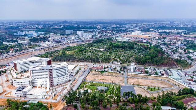 Toàn cảnh siêu dự án khu văn hoá đền Hùng TPHCM sau hơn 20 năm xây dựng - Ảnh 12.