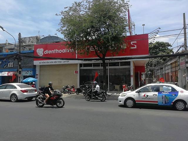 Viễn Thông A giảm số lượng cửa hàng - Ảnh 1.