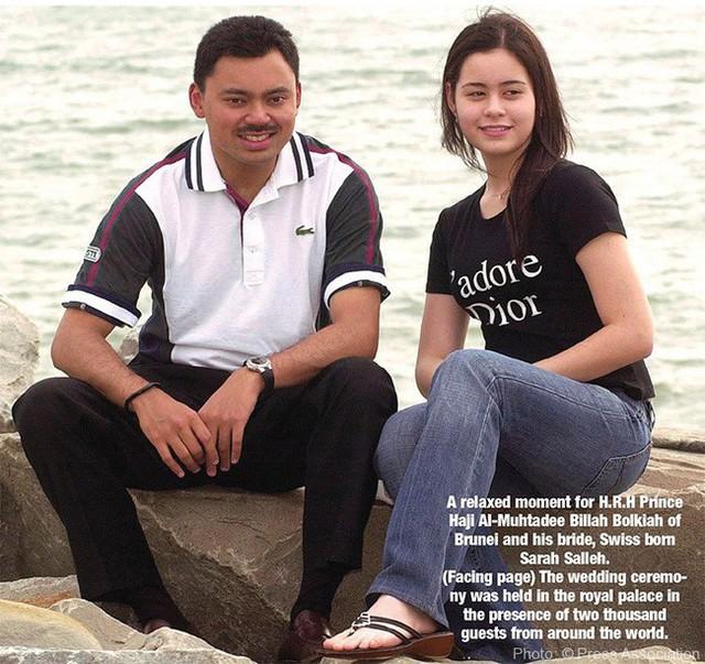 Điều ít biết về người nắm giữ trái tim Thái tử giàu có bậc nhất châu Á: 17 tuổi đã kết hôn, sinh 4 con vẫn được chồng yêu chiều hết mực - Ảnh 1.