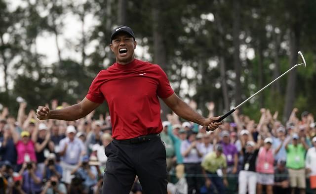 Master 2019: Tiger Woods vô địch, khẳng định vị thế Siêu hổ với danh hiệu Major thứ 15 - Ảnh 1.