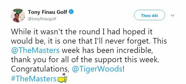 Tổng thống Trump, Obama và hàng loạt ngôi sao hân hoan chúc mừng chiến thắng của huyền thoại golf Tiger Woods trong giải Master 2019 - Ảnh 7.