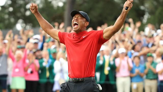 Master 2019: Tiger Woods vô địch, khẳng định vị thế Siêu hổ với danh hiệu Major thứ 15 - Ảnh 2.