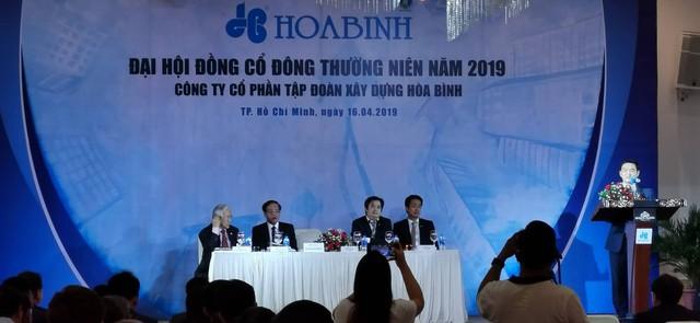 ĐHCĐ Hòa Bình -HBC: Chủ tịch TTC Land Đặng Hồng Anh ứng cử vào HĐQT, bán 25 triệu cổ phiếu cho Hyundai Elevator - Ảnh 1.