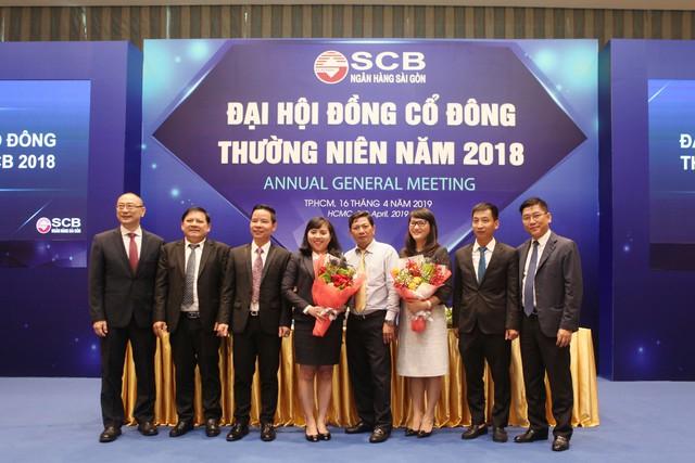 SCB chốt tăng vốn điều lệ thêm 3.000 tỷ đồng trong năm 2019, tiếp tục tái cơ cấu - Ảnh 1.