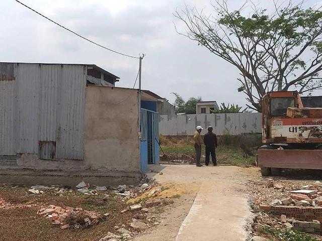 Đua nhau băm nát đất nông nghiệp ở Bình Chánh - Ảnh 2.