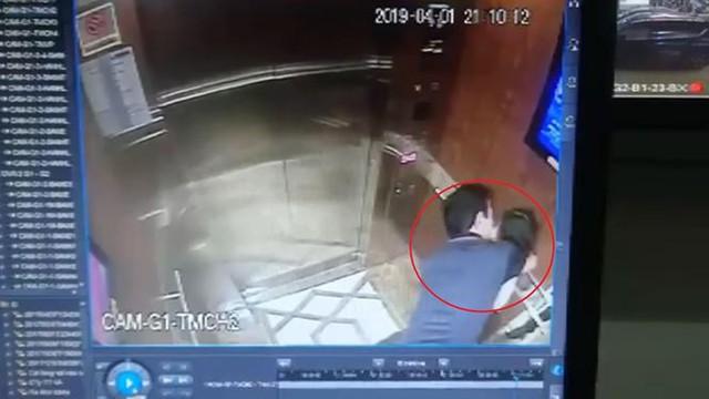 Vì sao chưa khởi tố vụ cựu phó viện trưởng VKS 'nựng' bé gái trong thang máy? - Ảnh 2.