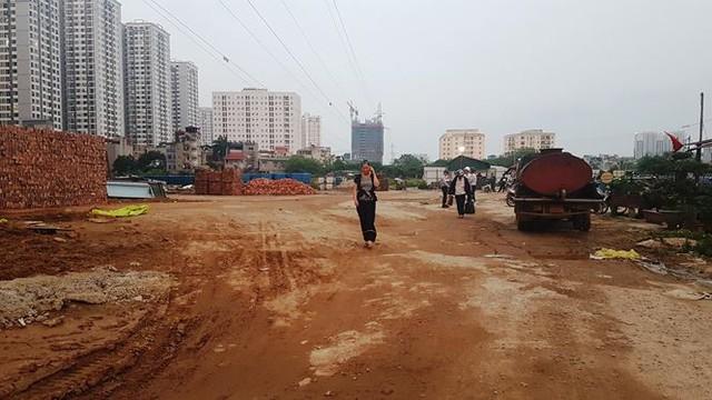 Cận dự án đường BT chưa động thổ, đất đối ứng đã rao bán - Ảnh 6.