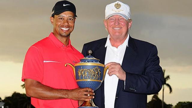 Sau chức vô địch lịch sử, Tiger Woods tiếp tục nhận thêm huân chương cao quý từ Tổng thống Trump  - Ảnh 2.