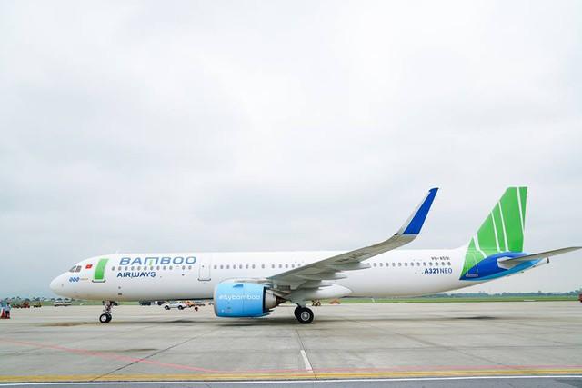 Máy bay thân rộng Boeing 787 Dreamliner của Bamboo Airways sẽ được khai thác trên đường bay thẳng tới Cộng hoà Séc - Ảnh 1.