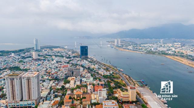 Toàn cảnh dự án khu biệt thự cao cấp được cho là lấn sông Hàn Đà Nẵng, Thanh tra Chính phủ kết luận nhiều sai phạm - Ảnh 2.