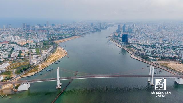 Toàn cảnh dự án khu biệt thự cao cấp được cho là lấn sông Hàn Đà Nẵng, Thanh tra Chính phủ kết luận nhiều sai phạm - Ảnh 3.