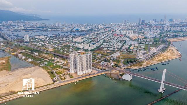 Toàn cảnh dự án khu biệt thự cao cấp được cho là lấn sông Hàn Đà Nẵng, Thanh tra Chính phủ kết luận nhiều sai phạm - Ảnh 4.