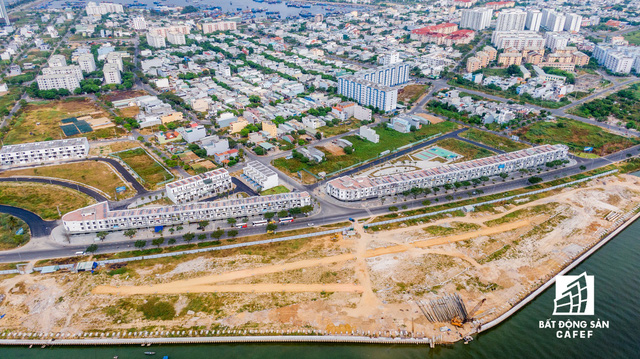 Toàn cảnh dự án khu biệt thự cao cấp được cho là lấn sông Hàn Đà Nẵng, Thanh tra Chính phủ kết luận nhiều sai phạm - Ảnh 5.
