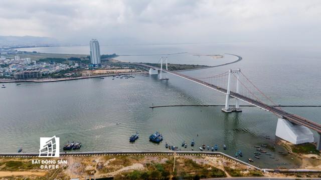 Toàn cảnh dự án khu biệt thự cao cấp được cho là lấn sông Hàn Đà Nẵng, Thanh tra Chính phủ kết luận nhiều sai phạm - Ảnh 6.