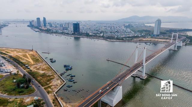 Toàn cảnh dự án khu biệt thự cao cấp được cho là lấn sông Hàn Đà Nẵng, Thanh tra Chính phủ kết luận nhiều sai phạm - Ảnh 7.