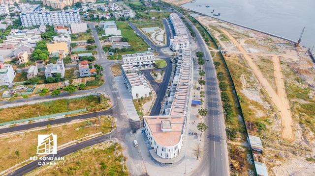 Toàn cảnh dự án khu biệt thự cao cấp được cho là lấn sông Hàn Đà Nẵng, Thanh tra Chính phủ kết luận nhiều sai phạm - Ảnh 11.