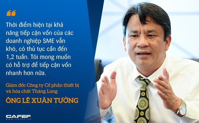 Chuyên gia Phạm Chi Lan, lãnh đạo NHNN, CEO ABBank và doanh nghiệp cùng bàn cách tăng khả năng tiếp cận vốn ngân hàng cho doanh nghiệp SME - Ảnh 2.