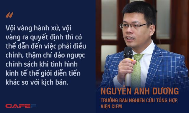Thời điểm nhạy cảm của kinh tế toàn cầu và 2 điểm tích cực trong cách hành xử của Việt Nam - Ảnh 2.