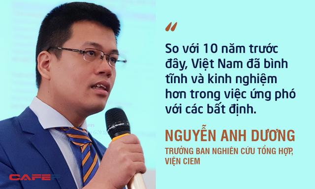 Thời điểm nhạy cảm của kinh tế toàn cầu và 2 điểm tích cực trong cách hành xử của Việt Nam - Ảnh 3.