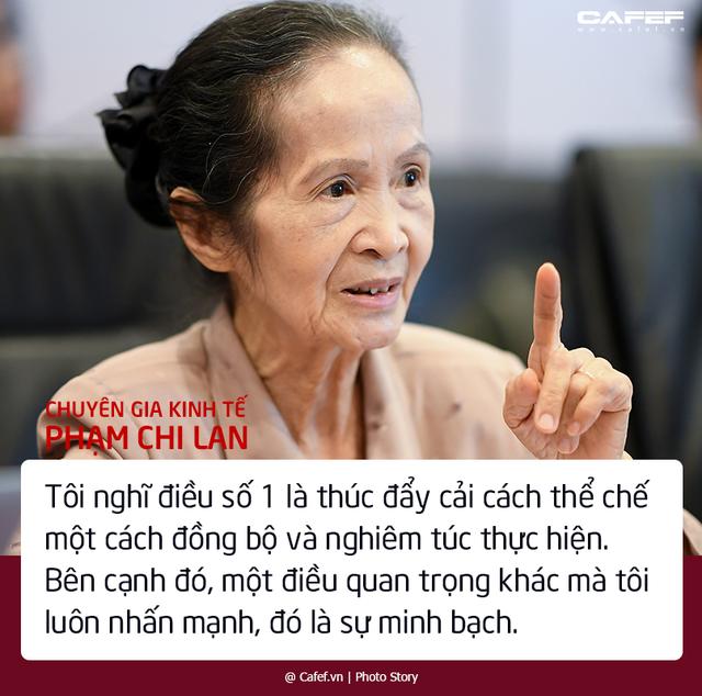 Chuyên gia Phạm Chi Lan bộc bạch những nỗi lo với bức tranh kinh tế tư nhân Việt Nam - Ảnh 5.
