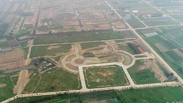 Tận thấy loạt đô thị bỏ hoang ở Hà Nội mà Thủ tướng yêu cầu báo cáo - Ảnh 1.