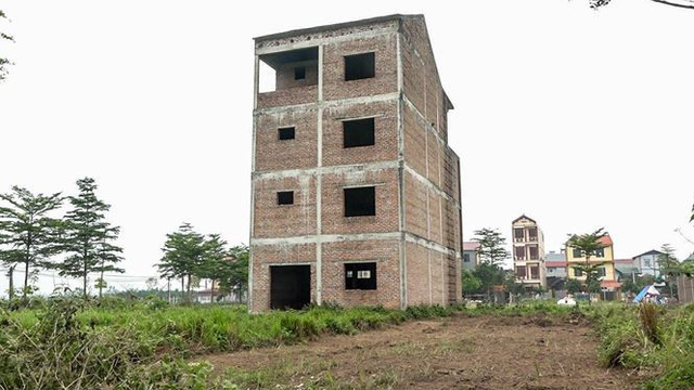 Tận thấy loạt đô thị bỏ hoang ở Hà Nội mà Thủ tướng yêu cầu báo cáo - Ảnh 11.
