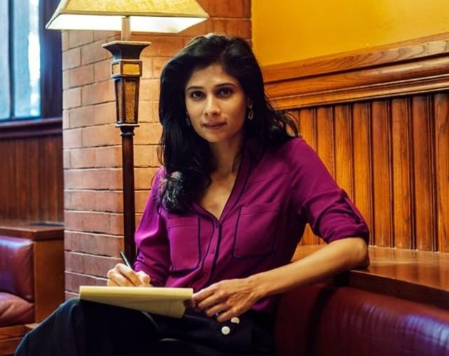 Chuyện chưa kể về người phụ nữ xinh đẹp đầu tiên giữ chức kinh tế trưởng của IMF: Từ cô gái trung lưu Ấn Độ đến vị giáo sư xuất sắc của Harvard ai cũng nể phục! - Ảnh 2.