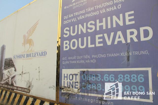 Vì sao dự án Sunshine Boulevard nằm trên đất vàng lại đắp chiếu nhiều năm? - Ảnh 1.
