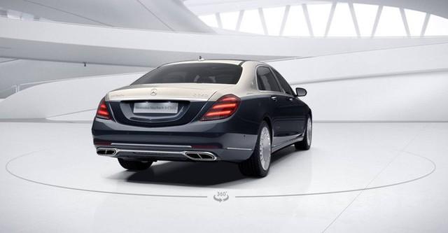Đại gia Việt phải chờ nửa năm, chi thêm cả tỷ bạc để sở hữu một chi tiết mới trên xe Mercedes-Maybach - Ảnh 4.