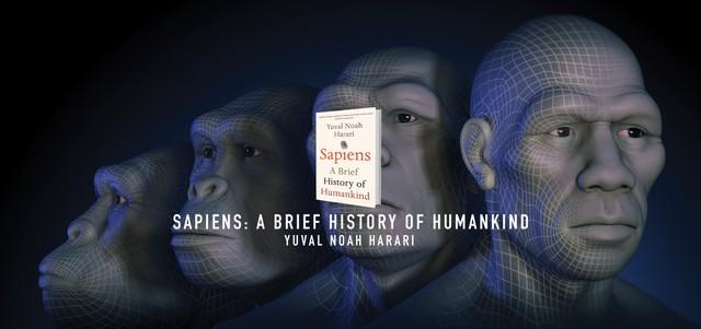 Sapiens - Lược sử loài người, cuốn sách khiến tỷ phú Bill Gates, Mark Zuckerberg và toàn bộ thung lũng Silicon bị ám ảnh - Ảnh 2.