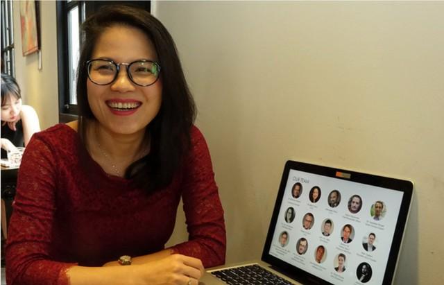 Người phụ nữ muốn thay đổi ngành y tế bằng blockchain: Mãi mãi tôi sẽ là người Việt Nam - Ảnh 2.