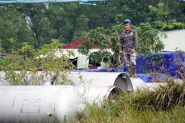 Cận cảnh biệt thự của cựu TGĐ Gang thép Thái Nguyên vừa bị bắt giam - Ảnh 6.