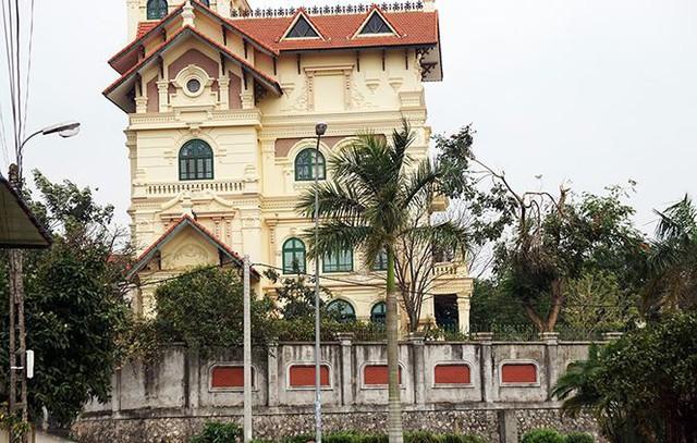 Cận cảnh biệt thự của cựu TGĐ Gang thép Thái Nguyên vừa bị bắt giam - Ảnh 7.
