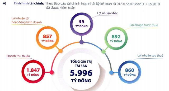 Vinafor (VIF): Kế hoạch lãi sau thuế đi ngang, ước đạt 870 tỷ đồng năm 2019 - Ảnh 1.