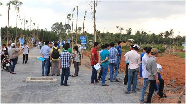 Hiện có khá nhiều NĐT tìm về Nhơn Trạch, gần khu vực có cầu sắp được xây dựng thay phà Cát Lái