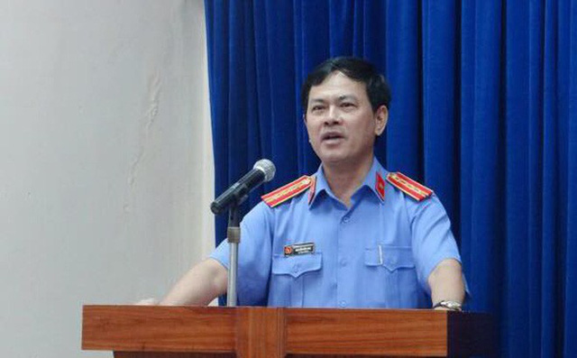 Viện KSND Q.4 đã tiếp nhận quyết định khởi tố vụ án, khởi tố bị can đối với ông Nguyễn Hữu Linh - Ảnh 2.