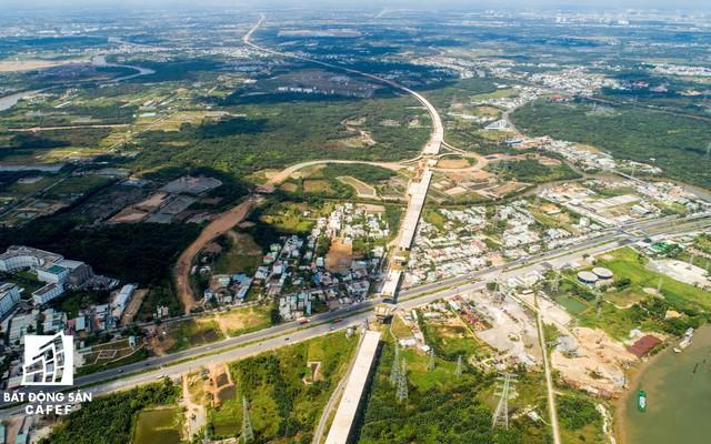 Sau Đồng Nai, đến lượt Long An muốn gần hơn với TPHCM bằng hàng loạt dự án