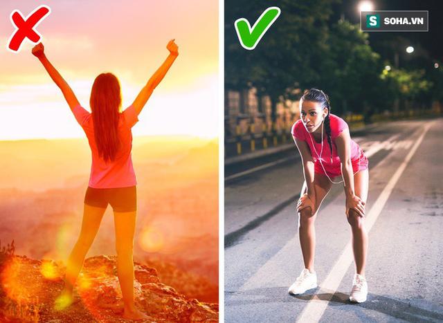 11 điều hiểu lầm nhiều người mắc về tập thể dục: Tưởng đúng hóa sai, gây ra tác dụng ngược - Ảnh 1.