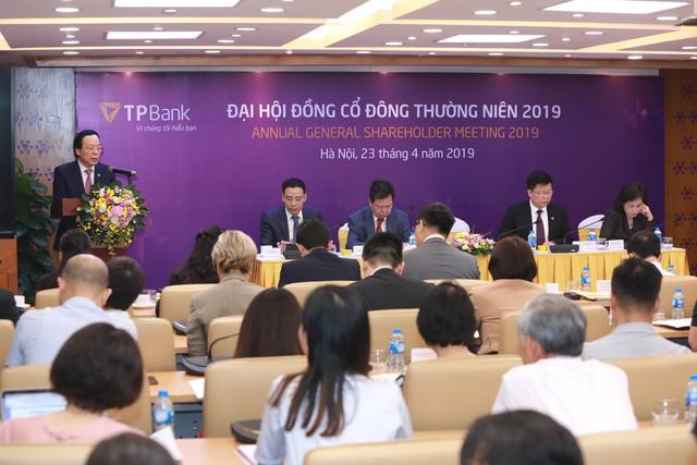 Cập nhật ĐHCĐ TPBank, HDBank, ACB, MSB, VietinBank, SHB ngày 23/4: Đồng loạt đặt mục tiêu lãi lớn và tăng vốn - Ảnh 1.
