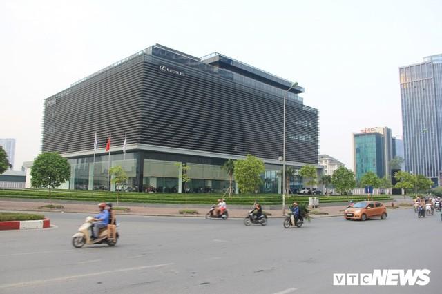 Thu hồi 'đất vàng' đã giao cho Liên minh Hợp tác xã Việt Nam - Ảnh 1.
