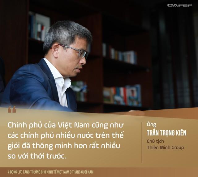 Chủ tịch Thiên Minh Group: Khủng hoảng kinh tế theo chu kỳ chắc chắn xảy ra nhưng... - Ảnh 1.