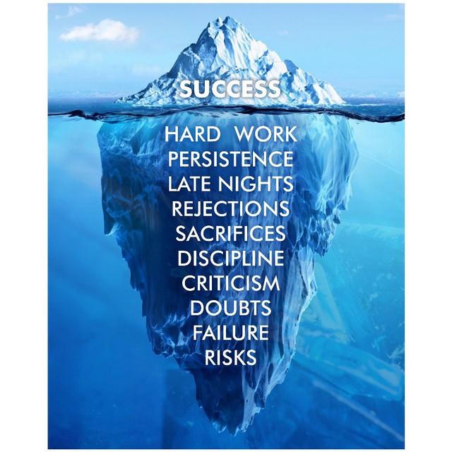 Thành công trong cuộc sống không tự nhiên mà đến: 4 bí mật sau đây giúp bạn có cái nhìn đúng đắn hơn về hai chữ thành công - Ảnh 2.
