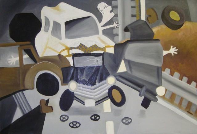 Gửi các bác tài làm nghề múa trứng trên đầu gậy: Phía trước tay lái là sự sống của rất nhiều người và cả gia đình mình - Ảnh 3.