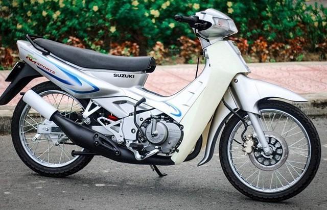 Choáng với những chiếc Suzuki xì-po giá khủng nhất Việt Nam - Ảnh 5.