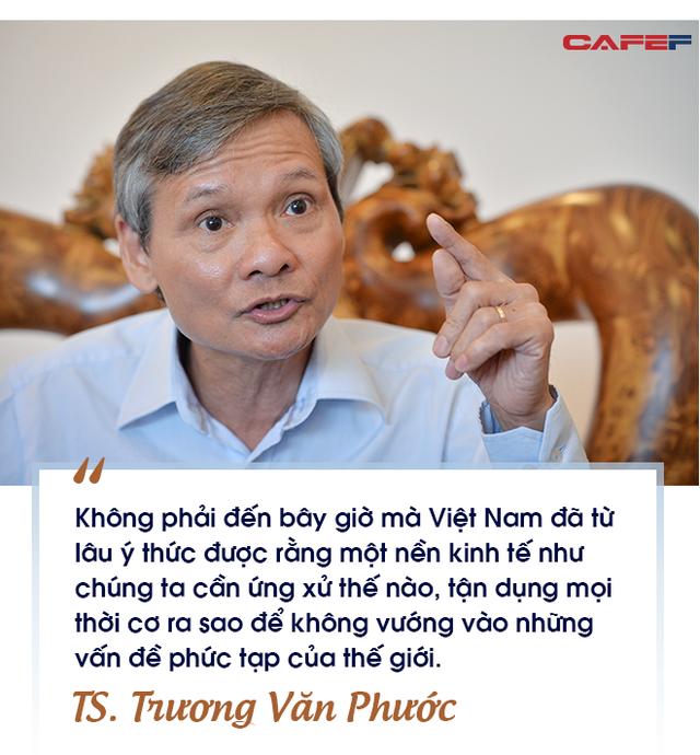 TS. Trương Văn Phước: Tôi không cho rằng khủng hoảng kinh tế sẽ xảy ra, thế giới ngày nay đã khôn ngoan hơn rất nhiều sau những va vấp - Ảnh 4.