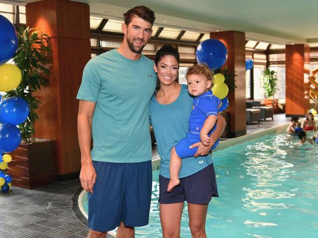 Cực kình ngư số 1 nước Mỹ Michael Phelps tiết lộ bí kíp để làm 1 người chồng tốt, 1 người cha giỏi, 1 nhân viên chăm chỉ: Quen thuộc nhưng ít ai duy trì được vì lười! - Ảnh 1.